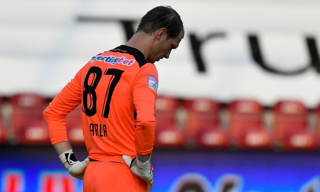 Giedrius Arlauskis, fostul portar de la CFR Cluj / Foto: Sport Pictures