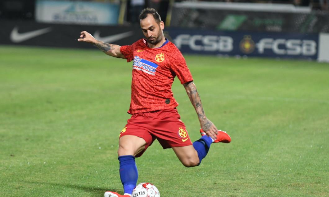 Aristidis Soiledis, fundașul de la FCSB / Foto: Sport Pictures