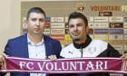 FOTBAL:FC VOLUNTARI-PREZENTARE ANTRENOR (17.04.2018)