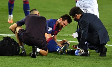 FC Barcelona v SSC Napoli - UEFA Champions League Round of 16: Second Leg