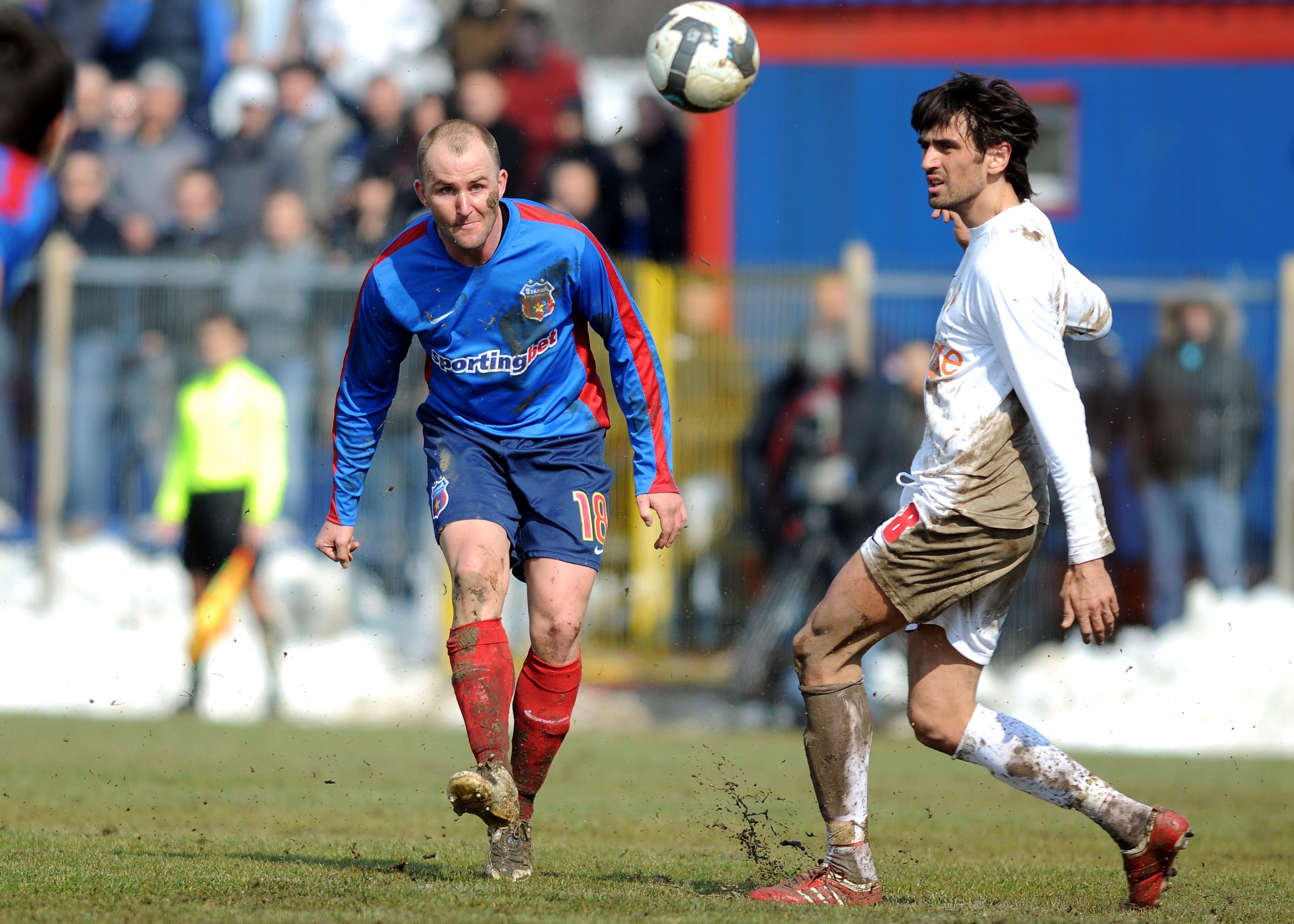"""Unde a ajuns acum fotbalistul care l-a făcut pe Gigi Becali să spună: """"Nu mai transfer în viaţa mea jucători cu chelie"""""""