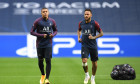 PSG Training Session - UEFA Champions League