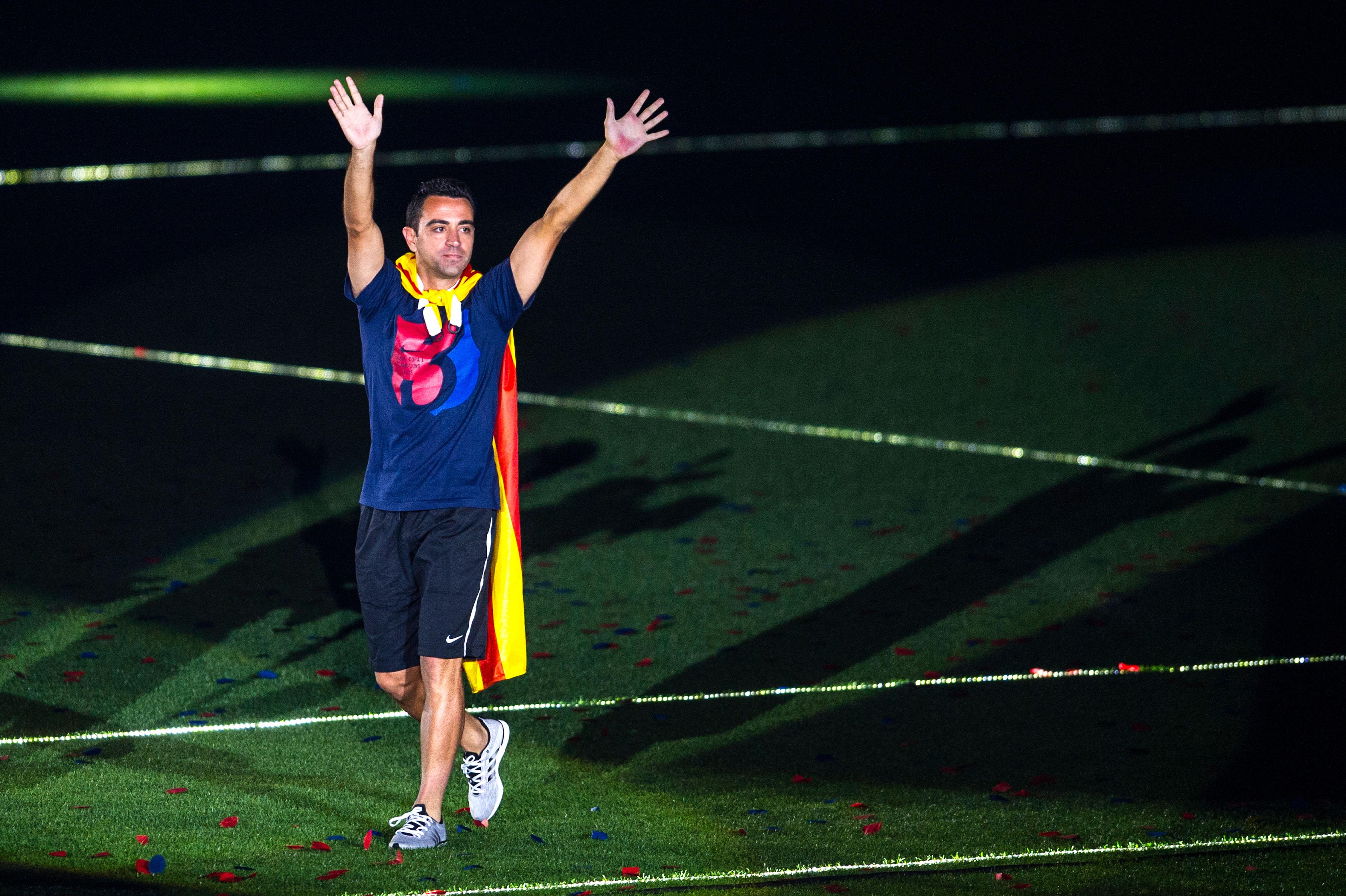 """Xavi îi închide ușa Barcelonei: """"E prea mult zgomot, nu e momentul"""""""
