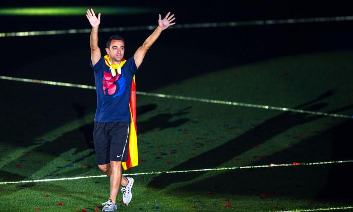 Barcelona Victory Parade
