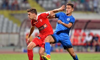 Alexandru Boiciuc, în perioada în care evolua la Poli Iași / Foto: Sport Pictures