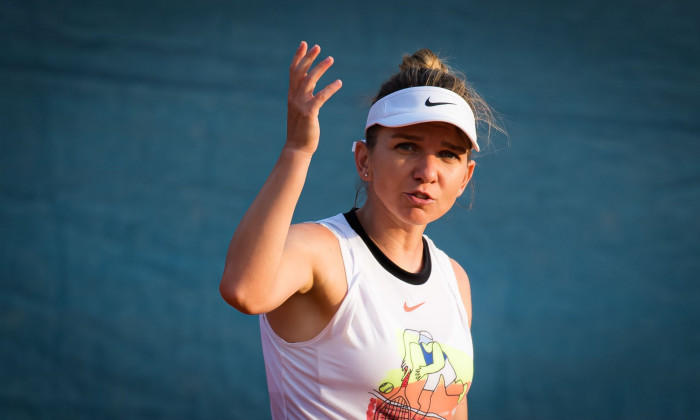 J&T Banka Prague Open, TK Sparta Praha, WTA Tennis, Prague, Czech Republic - 13 Aug 2020