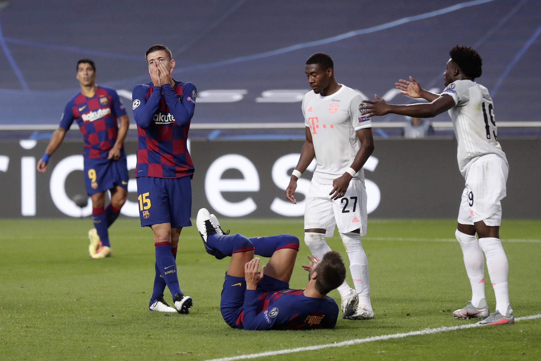 Umilință istorică pentru Barcelona, după 2-8 cu Bayern! Cea mai clară înfrângere din competițiile europene