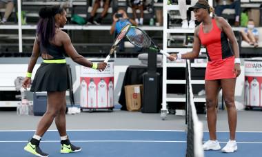 Serena și Venus Williams / Foto: Getty Images