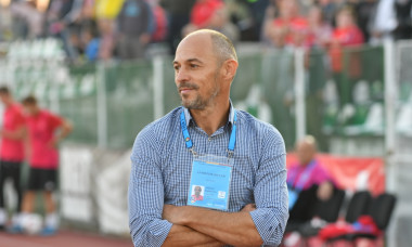 Bogdan Andone, antrenorul Astrei / Foto: Sport Pictures
