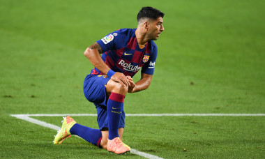 Luis Suarez, atacantul Barcelonei / Foto: Getty Images