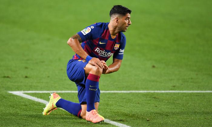 Luis Suarez, atacantul Barcelonei / Foto: Getty Images