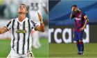 Cristiano Ronaldo și Lionel Messi / Foto: Colaj Digi Sport