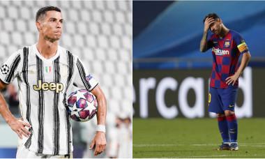 Sfârșitul unei ere?! Semifinalele Champions League, fără Cristiano Ronaldo și Lionel Messi după 14 ani