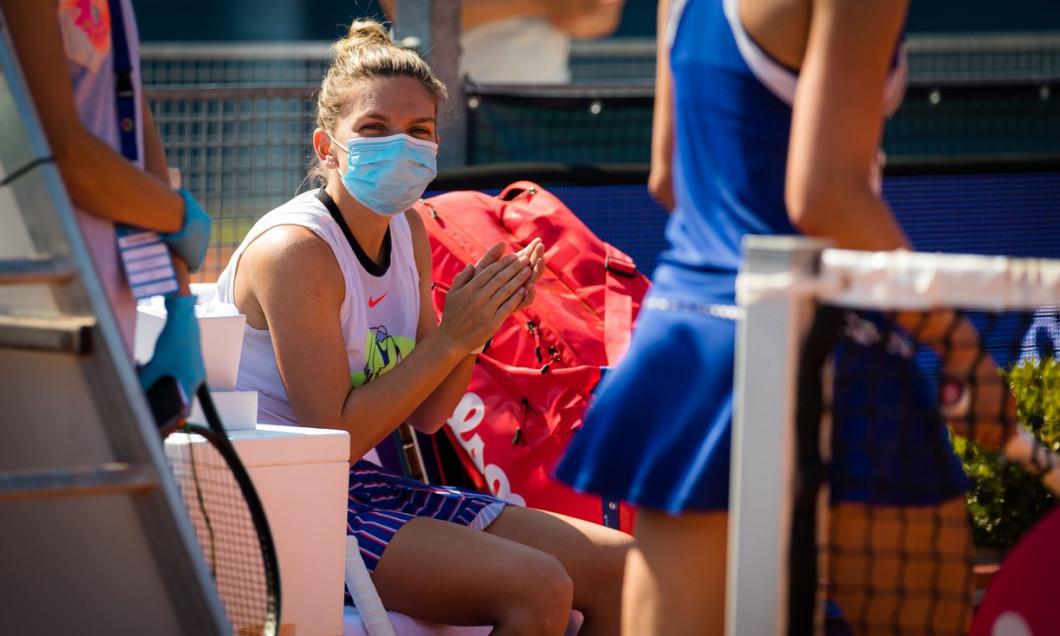 J&T Banka Prague Open, TK Sparta Praha, WTA Tennis, Prague, Czech Republic - 16 Aug 2020