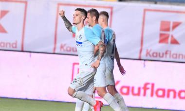Dennis Man, după golul marcat în finala Cupei României / Foto: Sport Pictures