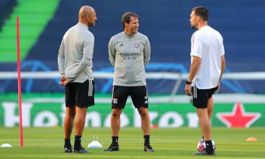 Rudi Garcia, antrenorul lui Lyon / Foto: Getty Images