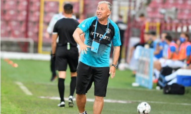 Dan Petrescu, antrenorul lui CFR Cluj / Foto: Sport Pictures