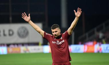 George Țucudean, în tricoul celor de la CFR Cluj / Foto: Sport Pictures
