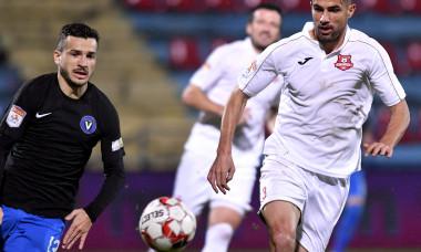 FOTBAL:AFC HERMANNSTADT-FC VIITORUL, LIGA 1 CASA PARIURILOR (8.11.2019)