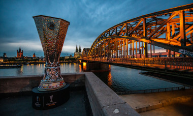 Trofeul Europa League / Foto: Getty Images