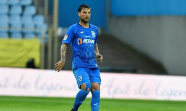 Uros Cosic a plecat de la Craiova / Foto: Sport Pictures