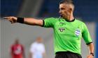Radu Petrescu, arbitrul central al meciului Sepsi - Craiova / Foto: Sport Pictures