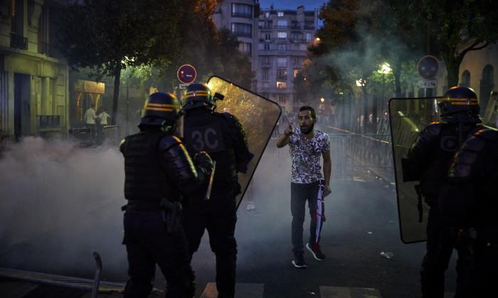 Paris Saint Germain Fans
