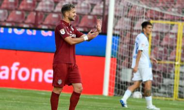 Damjan Djokovic, mijlocașul de la CFR Cluj / Foto: Sport Pictures
