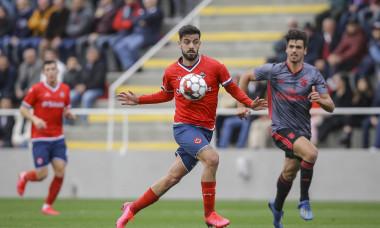II Liga: UD Oliveirense vs SL Benfica B