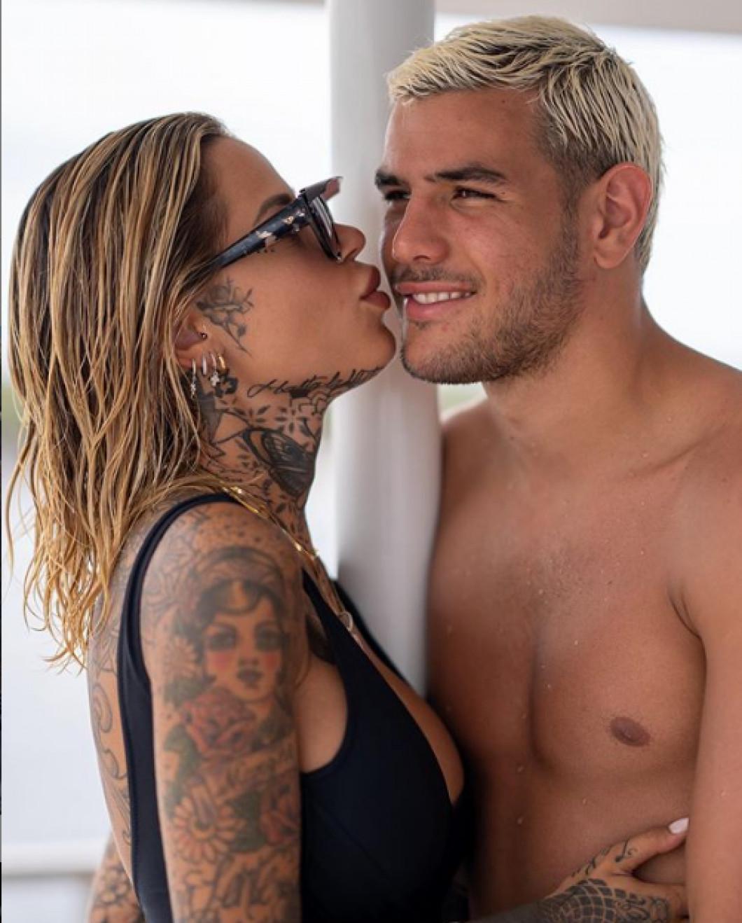 Zoe Cristofoli, iubita lui Theo Hernandez / Foto: Instagram/Zoe Cristofoli