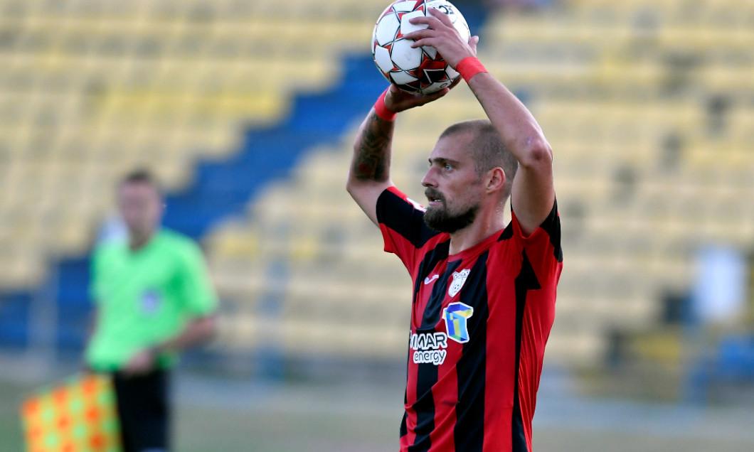Gabi Tamaș, în tricoul Astrei / Foto: Sport Pictures