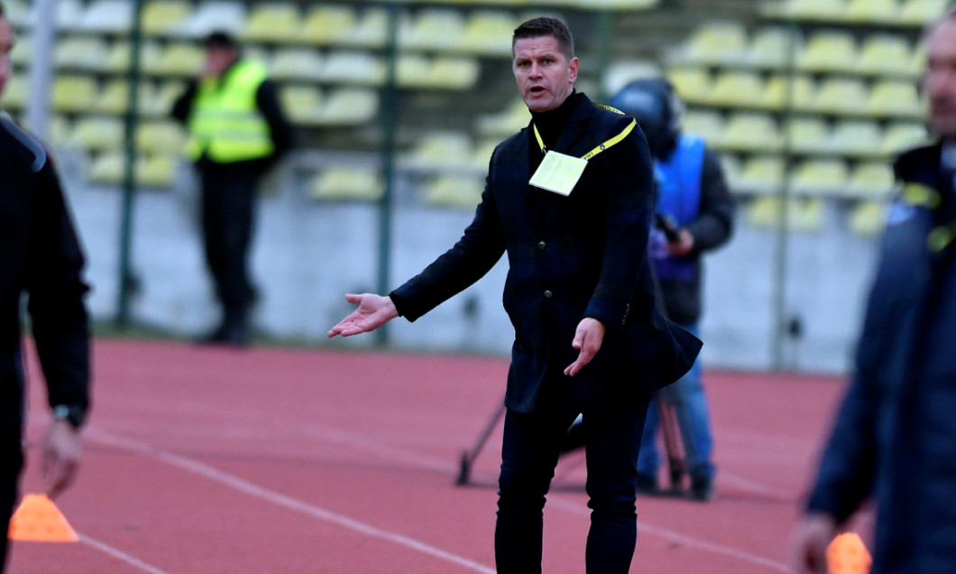 Flavius Stoican este noul antrenor de la Viitorul Pandurii / Foto: Sport Pictures