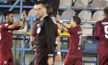 FOTBAL:FC VOLUNTARI-CFR CLUJ, LIGA 1 CASA PARIURILOR (21.12.2019)