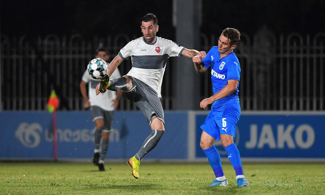 (SP)GEORGIA-TBILISI-FOOTBALL-UEFA EUROPA LEAGUE QUALIFIERS