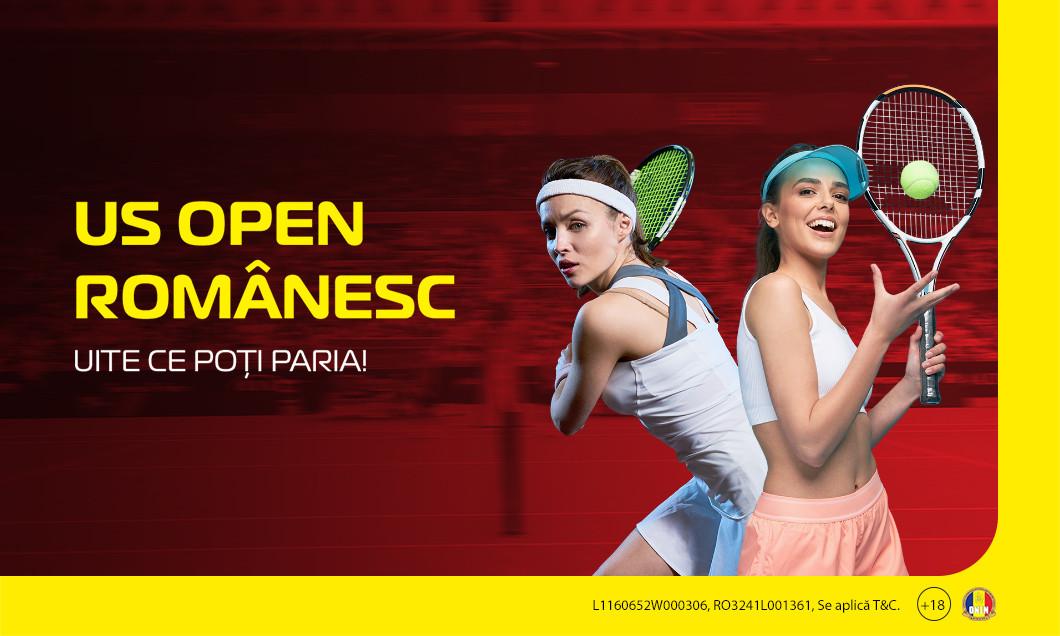 us open romanesc advertorial