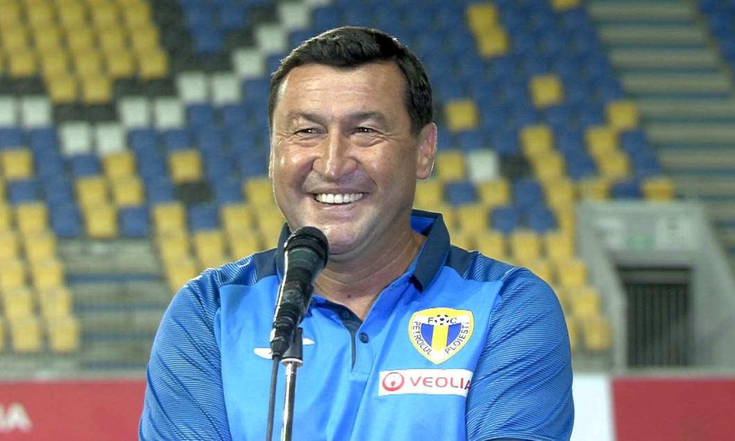 Viorel Moldovan, antrenorul de la Petrolul Ploiești / Foto: Captură Digi Sport