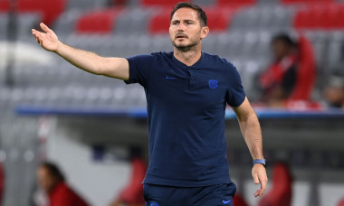 Frank Lampard, managerul lui Chelsea / Foto: Getty Images