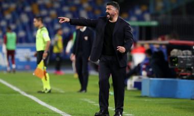 Gennaro Gattuso, antrenorul lui Napoli / Foto: Getty Images