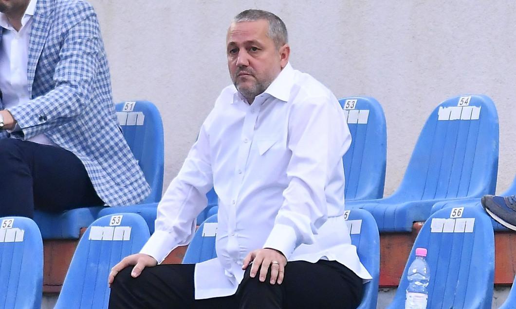 Mihai Rotaru, patronul Craiovei / Foto: Sport Pictures