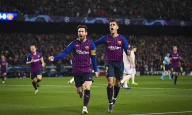 Messi - Coutinho