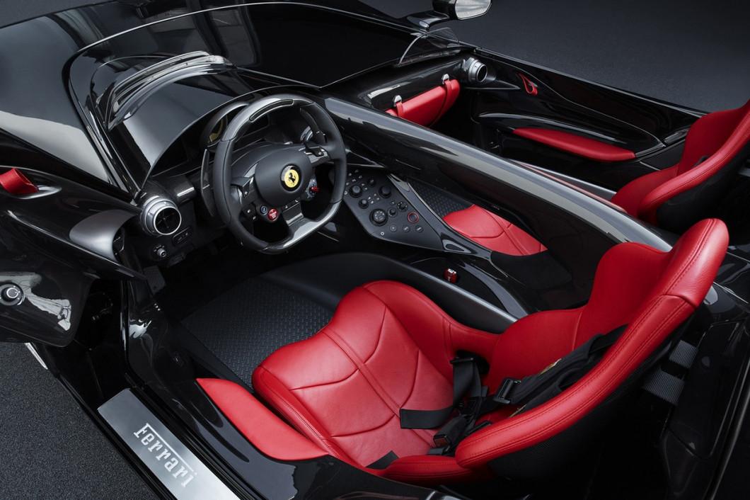 Les nouvelles Ferrari Monza SP1 et Monza SP2
