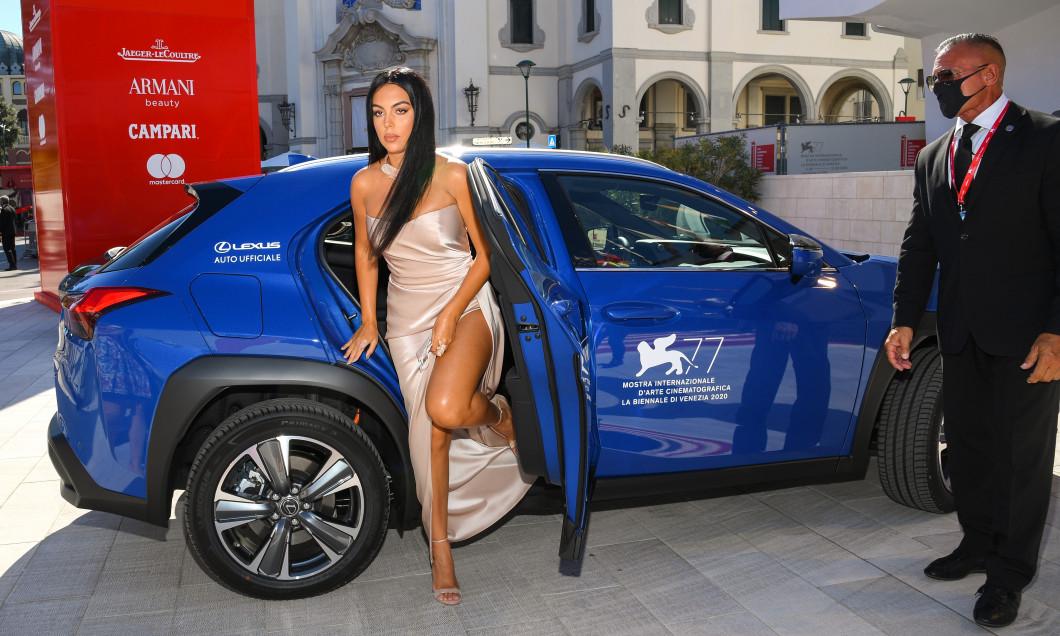 Lexus at The 77th Venice Film Festival - Day 2
