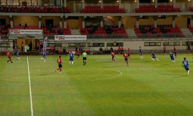 Miercurea Ciuc - FC U Craiova, în etapa a doua a Ligii secunde / Foto: Captură Digi Sport