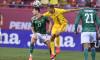 Nicușor Bancu, în meciul cu Irlanda de Nord / Foto: Sport Pictures