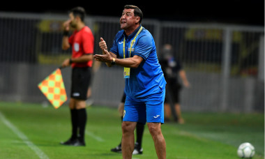 Viorel Moldovan, antrenorul Petrolului / Foto: Sport Pictures