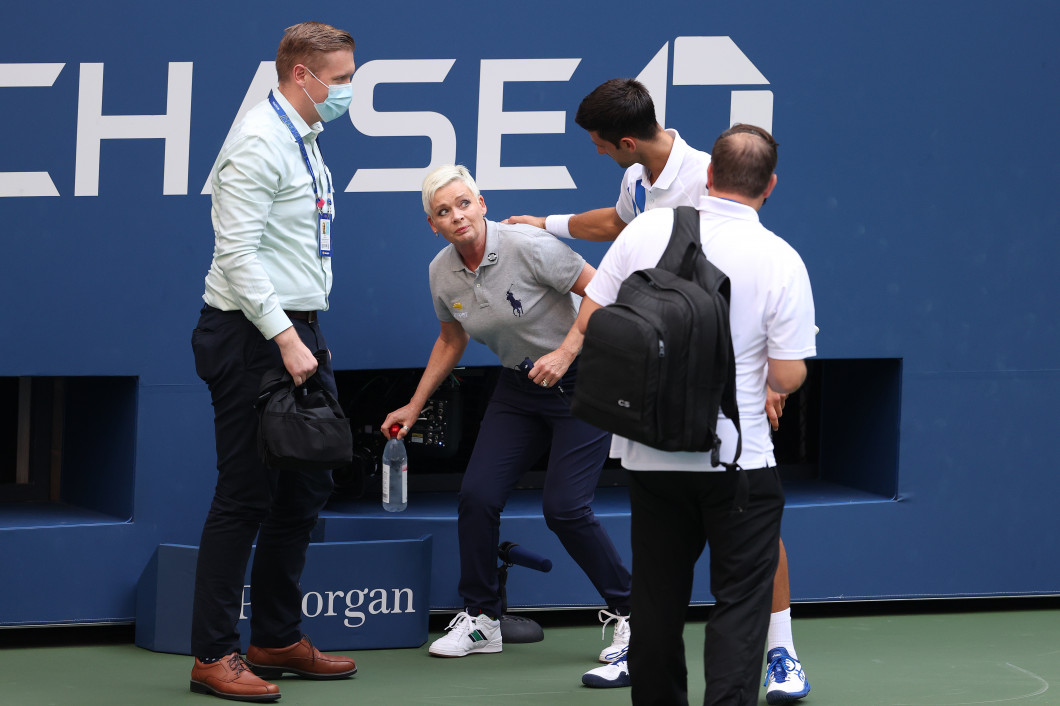 2020 US Open - Day 7