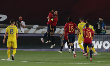 Sergio Ramos - Spania