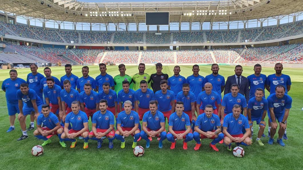 lot CSA Steaua