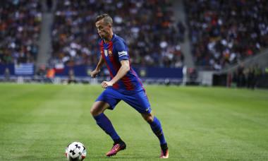 Juan Camara, în tricoul Barcelonei / Foto: Getty Images
