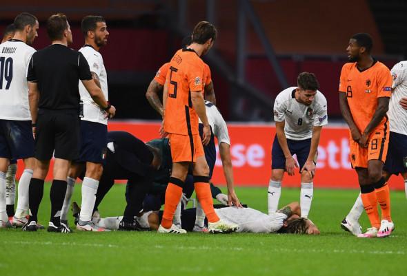 Netherlands v Italy - UEFA Nations League